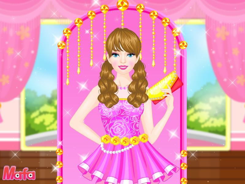 Barbie Hair Games Mafa Quality Hair Accessories